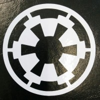"2.7"" Cog Decal"