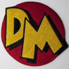 """Dangermouse (DM) patch, 3"""""""