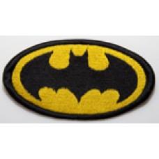 "Batman symbol patch, 3"""