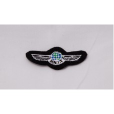 "U.N.I.T wings patch, 2"" colour"