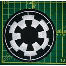Imperial cog uniform patch