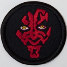 Darth Maul patch, 3""